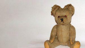 Brummi - mein erster Teddybär